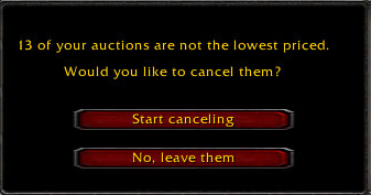 auctionator undercut check Auctionator Proves To Be Better Than Auctioneer For This World Of Warcraft Auction House Player